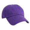 Baseball Caps (Purple)