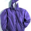 Hooded Jacket - Bay Watch (Purple)