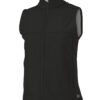 Ladies Soft Shell Vest - Black