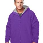 Conqueror Jacket - Purple