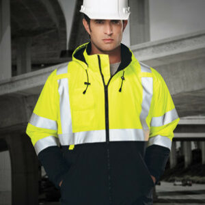 Beacon - Safety Green Jacket