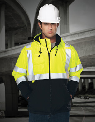 Beacon - Safety Green Jacket