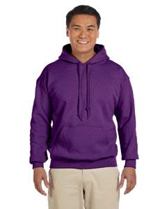 Hooded Sweatshirt - Gildan (Purple)