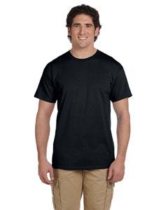 Short Sleeve T-Shirts - Gildan (Black)