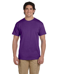 Short Sleeve T-Shirts - Gildan (Purple)