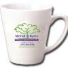 Cafe Mug - White