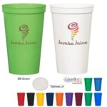 plastic cup printing services