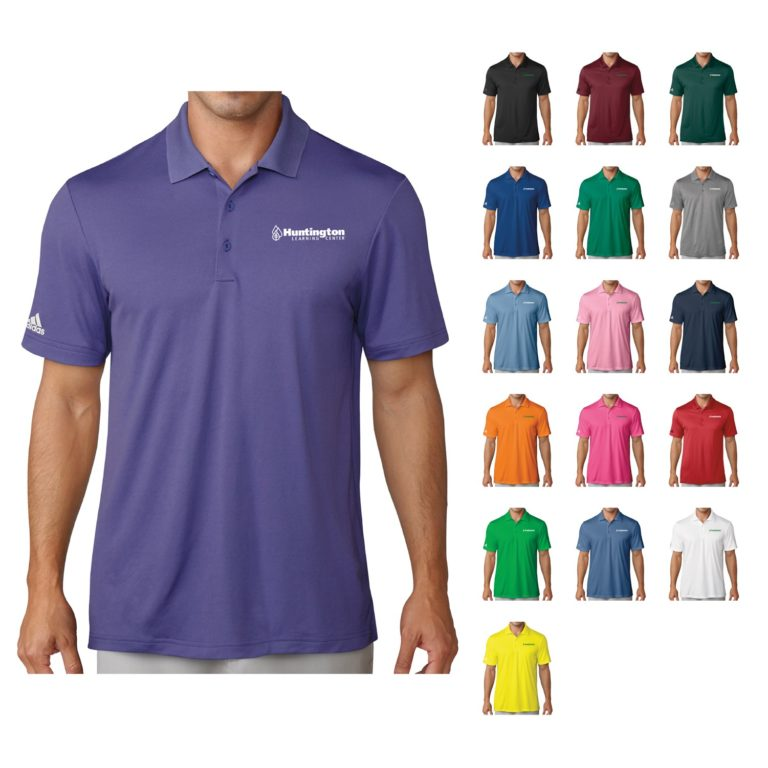 Polo T-Shirt Printing in VA and MD