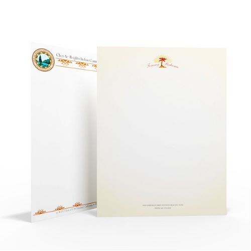 letterhead printing services in maryland