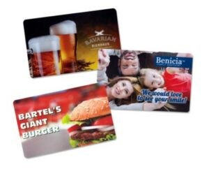 business card designs in maryland